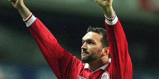 An audience with Neil 'Razor' Ruddock - Witham FC