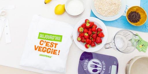 Découvrez gratuitement, en 3H, la cuisine veggie
