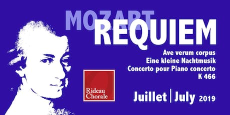 Requiem de MOZART Requiem tickets