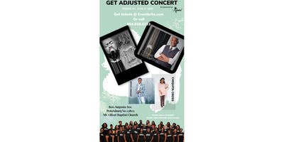 Get Adjusted Concert