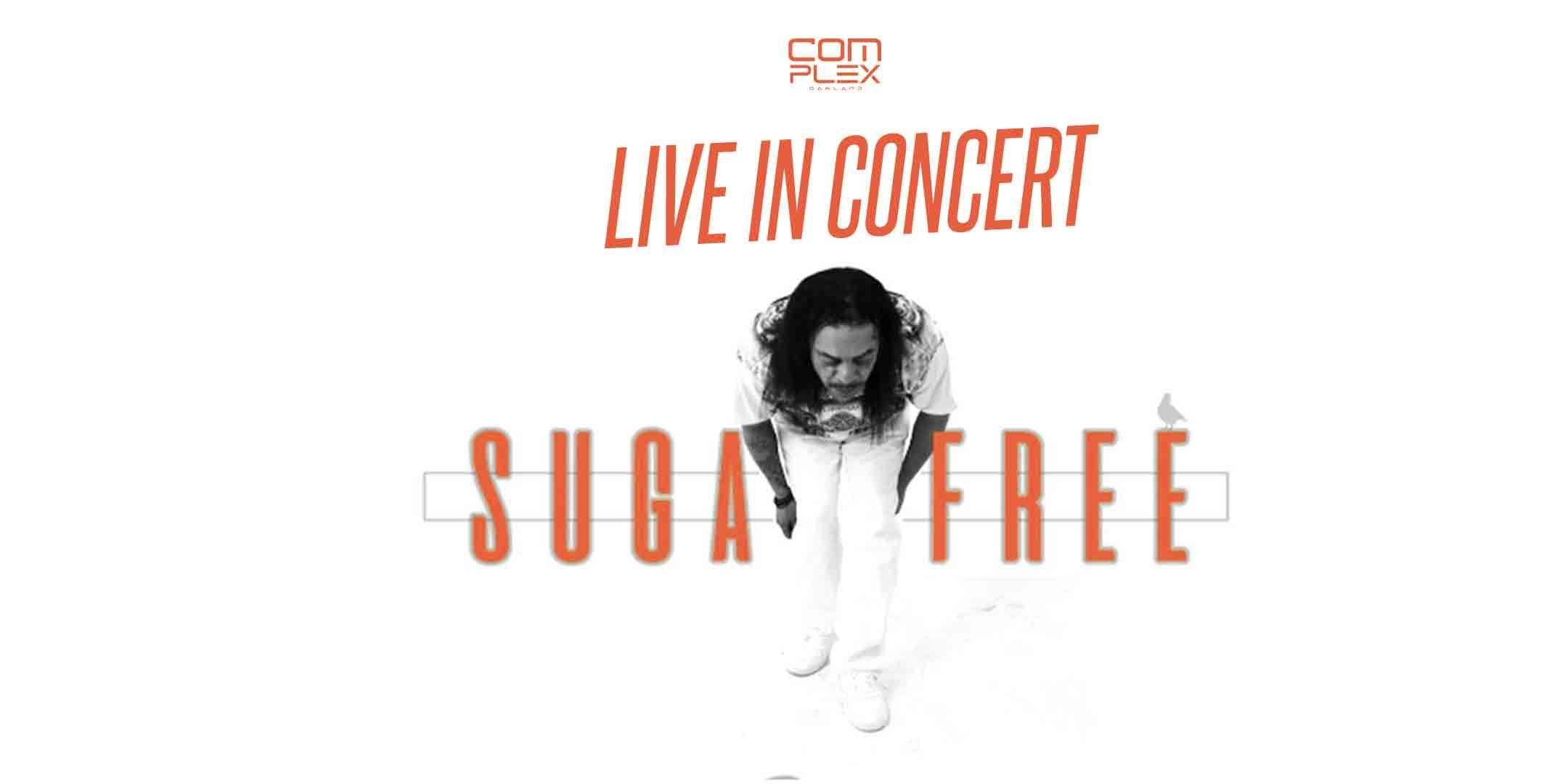 SUGA FREE LIVE! (THE RESURRECTION TOUR)