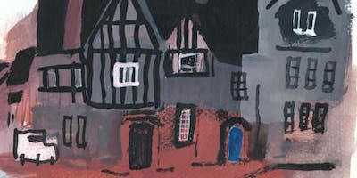 Frome Sketchers: Potter About In Lacock