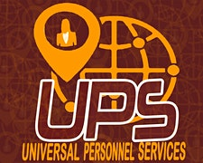 UNIVERSAL PERSONNEL  SERVICES logo