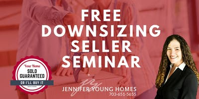 Free Downsizing Seller Seminar
