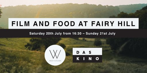 FILM + FOOD AT FAIRY HILL