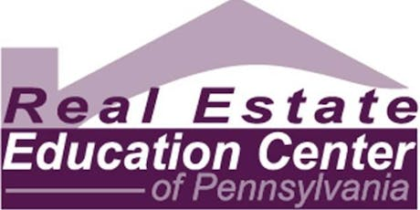 LANCASTER - PA Real Estate Practice tickets