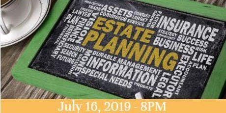 Estate Planning and Asset Protection Free Seminar tickets