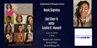 Book Signing - Leslie G. Howell