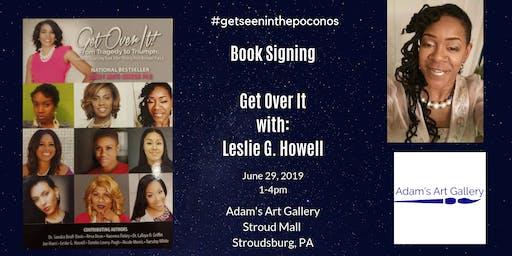 Book Signing - Leslie G. Howell