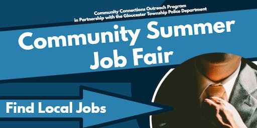 Community Summer Job Fair