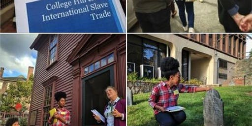 Walking Tour: College Hill and the International Slave Trade-July