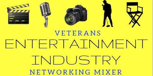 U.S. VETS Entertainment Mixer