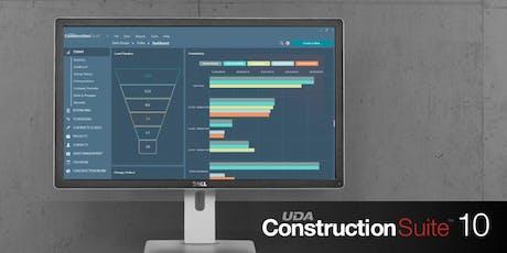 UDA ConstructionSuite:  Version 10 (Full Version) tickets