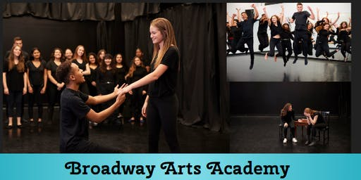 Summer Musical Theatre Workshop for Teens