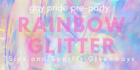 Pride Pre-Party! Rainbow Cocktails and Glittery Giveaways at Polk Good Vibrations tickets