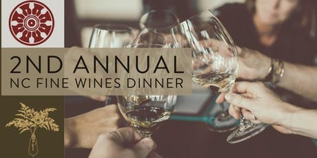 NC Fine Wines Society Dinner tickets