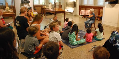 What's Up King Tut? | Ages 5-12 tickets