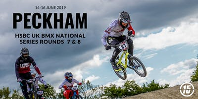 HSBC UK BMX National Series 2019 Peckham BMX Bookings