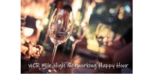Women's Council of Realtors - Mile High -  June Happy Hour