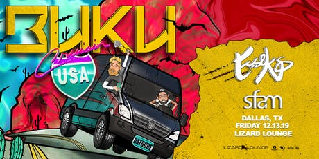 Buku - DALLAS tickets