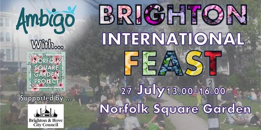 Brighton International Feast