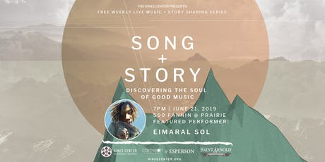 Song + Story: Discovering the Soul of Good Music Free Summer Concert Series Featuring Eimaral Sol tickets