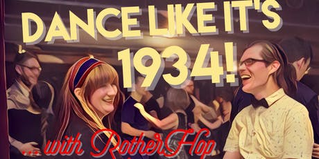 Come Swing Dancing in Barnsley—Try for FREE! tickets