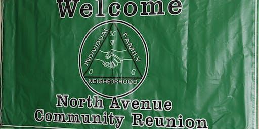 North Avenue Community - Tenth Reunion