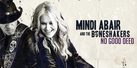 The Drop: Mindi Abair And The Boneshakers tickets