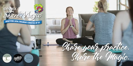 Community Yoga Class Benefitting SYNNEX Share the Magic tickets