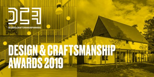 The Design & Craftsmanship Awards 2019