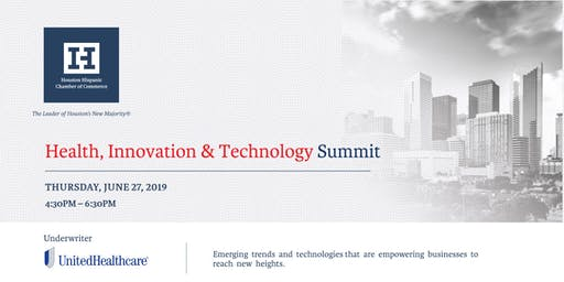 2019 Health, Innovation & Technology Summit