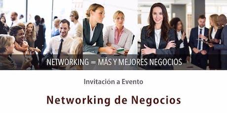 Networking de Negocios - BNI TEQUIO 21 de Junio - Oaxaca Real entradas