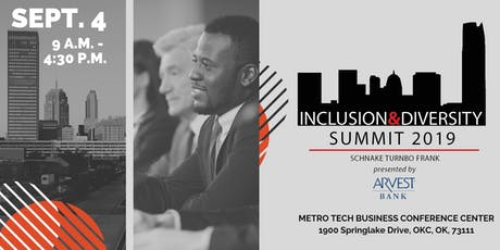 2019 Inclusion & Diversity Summit tickets