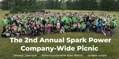 The 2nd Annual Spark Power Company-Wide Picnic tickets