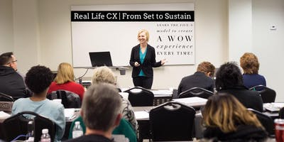 MREA- Jennie Wolek Presents Real Life CX   From Set to Sustain Customer Experience Lite