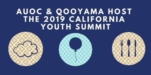 2019 California Youth Summit hosted by AUOC & Qooyama