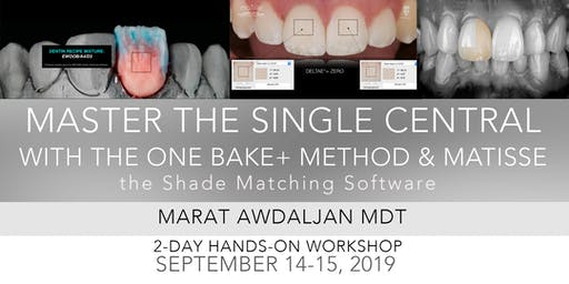 Master the Single Central with the One Bake+ Method & MATISSE