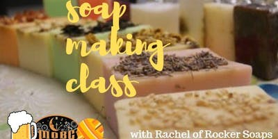 Soap Making Class - Beer Soap