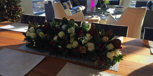 Holiday Centerpiece - Afternoon