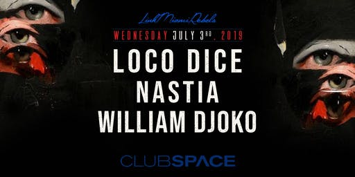 Loco Dice & Nastia Independence Party