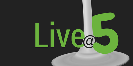 Live@5- Networking Happy Hour tickets