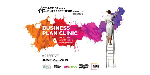 Business Plan Clinic and Workshop for Artists and Creative Entrepreneurs