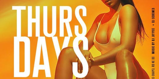 $3 Cocktails ALL NIGHT at Stadium Club's Thirsty Thursdays!!