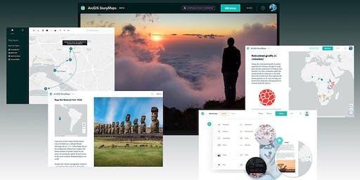 Esri Workshop: Create Great Web GIS Apps with Esri Story Maps
