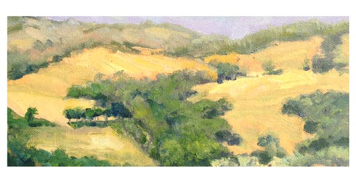 Beginning - Intermediate Painting with Eve Albrecht