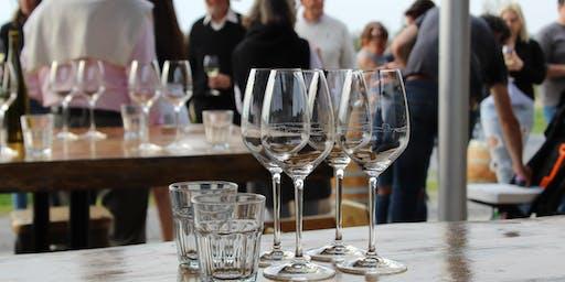 Saturday Braai Supper at Norman Hardie Winery