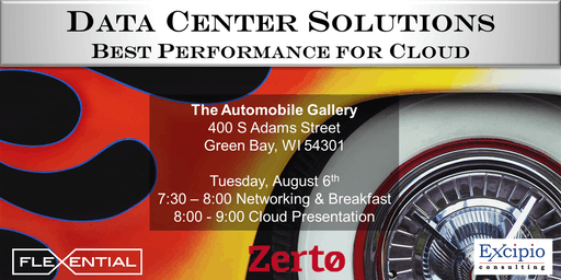 Best Performance for Cloud: Breakfast at The Automobile Gallery