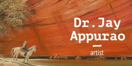 Dr. Jay Appurao Life's Work in Paintings