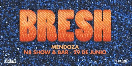 Fiesta BRESH en Mendoza entradas
